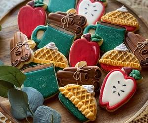 Cozy Autumn Cookies