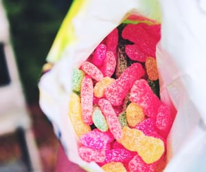 candy, sweets, and food image