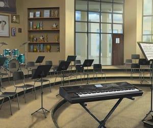 room, música, and sala image