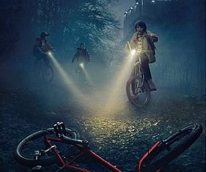 poster, tv show, and will byers image