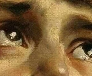 art, arte, and eyes image