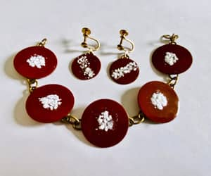 etsy, earrings bracelet, and one of a kind image