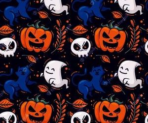 Pattern Halloween