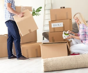 moving services, last-minute movers, and short notice moving image