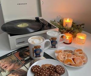 christmas, home, and tangerine image