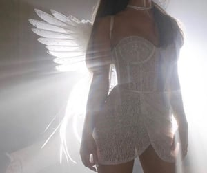 aesthetic, angel, and costume image