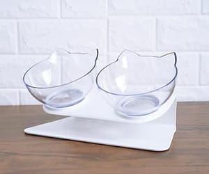 non-slip and pets food bowls image