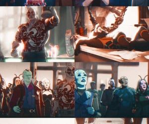 comics, mcu, and Marvel image
