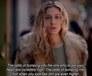 Carrie Bradshaw, quotes, and couple image