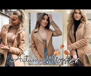 fall winter, autumn winter, and winter outfits image