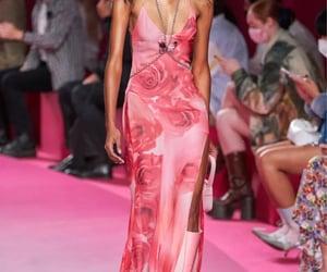 fashion, blumarine, and model image