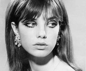 jane birkin, vintage, and makeup image