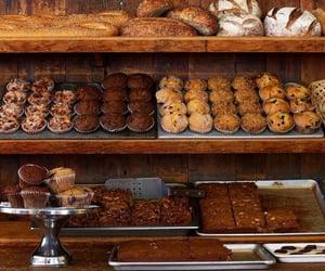 autumn, bakery, and baking image