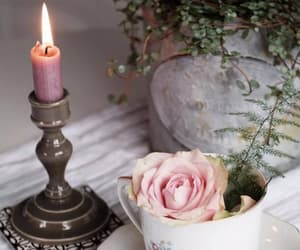 aesthetic, candle, and candles image