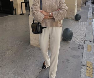beige, celine, and chic image
