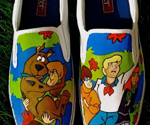 amazing, scooby doo, and shoes image