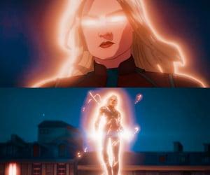 Marvel, brie larson, and carol danvers image