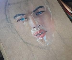 art, drawn, and 絵 image
