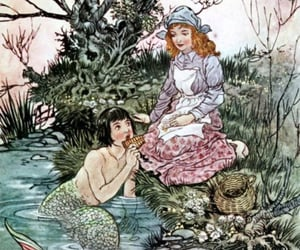 art, storybook, and fairytale image