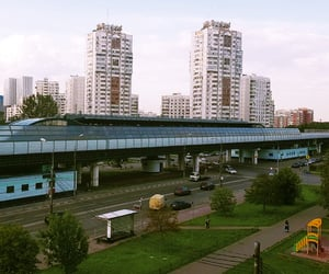 Moscow - Butovo Severnoye district of Moscow