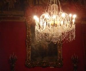 chandelier, malta, and Phantom of the Opera image