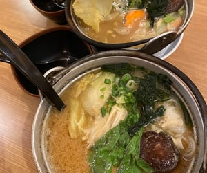 delicious, japanese, and soup image