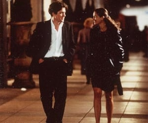 julia roberts, couple, and Notting Hill image