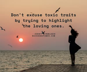 toxic people, toxic relationships, and toxicity image