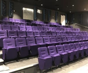 tiered seating and fixed seating image