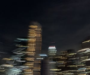 aesthetic, city at night, and grunge image