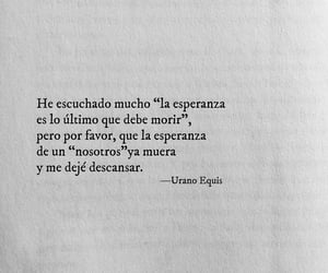 amor, desamor, and esperanza image