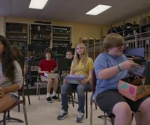 movie, eighth grade, and bo burnham image