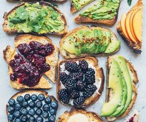 food, yummy, and vegan food image