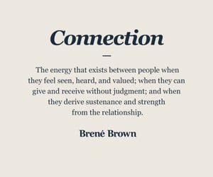 connection, quotes, and Relationship image