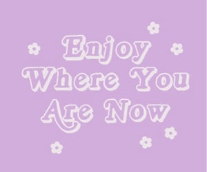 background, lilac, and quote image