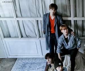 photoshoot, seungmin, and lee know image