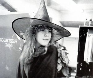black, Halloween, and hat image