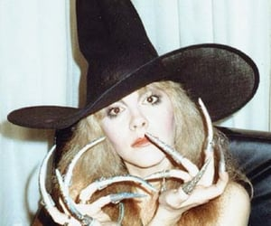 1970s, Halloween, and hat image