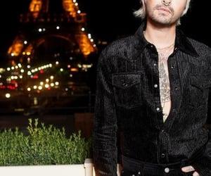 bill kaulitz, fashion week, and paris image