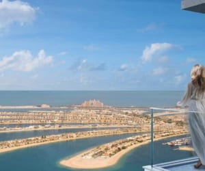emaar beachfront and beach mansion apartments image
