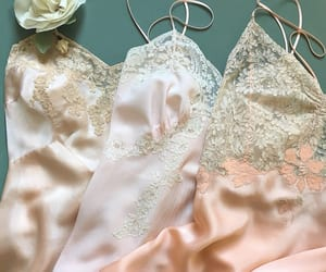 lace and lingerie aesthetic image