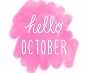 october, photography, and pink image