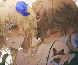 anime, lumine, and anime girl image
