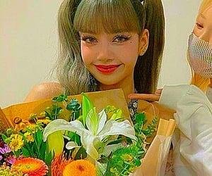 aesthetic, lisa, and kpop image