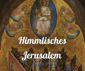 Catholic, catholicism, and Jerusalem image