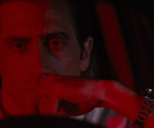 classy, red neon lights, and jake gyllenhaal image