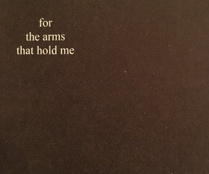article, friendship, and hold me image