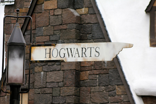 aesthetic, article, and hogwarts image