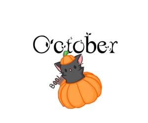 autumn, Halloween, and inspiration image