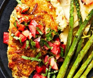 Chicken, food, and recipes image